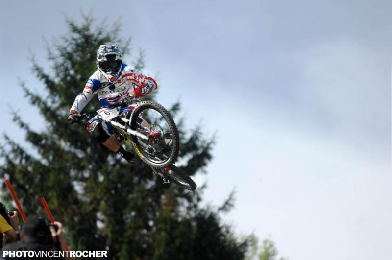 Lorenzo Suding ad Andorra (foto Vincent Rocher)