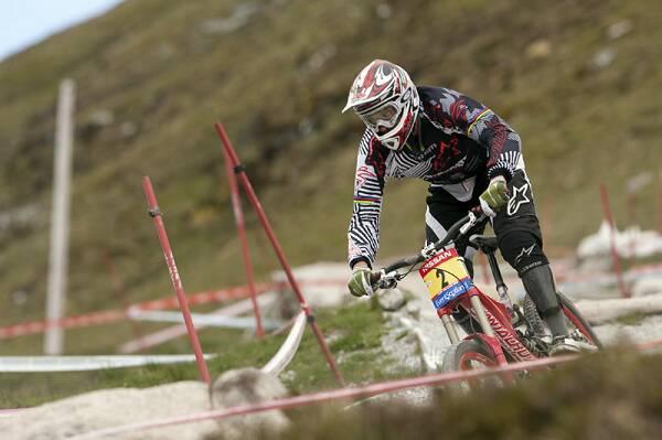 Greg Minnaar (foto UCI)