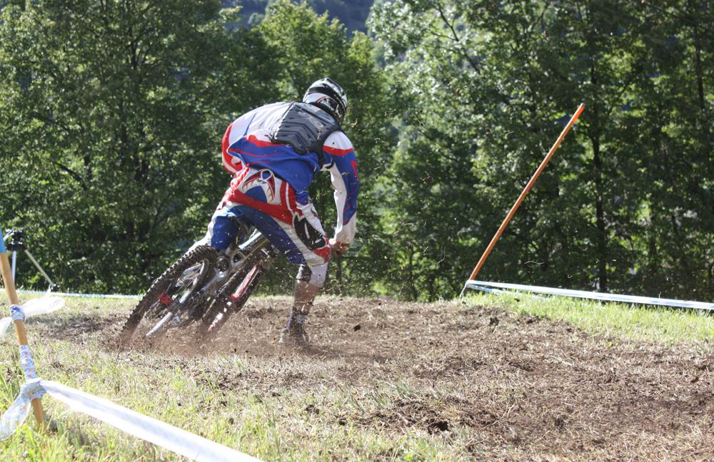Lorenzo Suding a Collio (foto Michel Angelini)