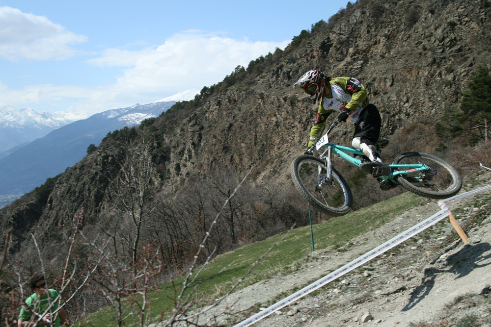 Gianluca Vernassa (foto Alessandro Mano - MTBnews.it)