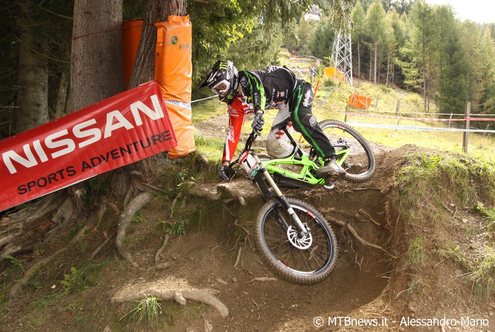 Brendan Fairclough (foto Alessandro Mano)