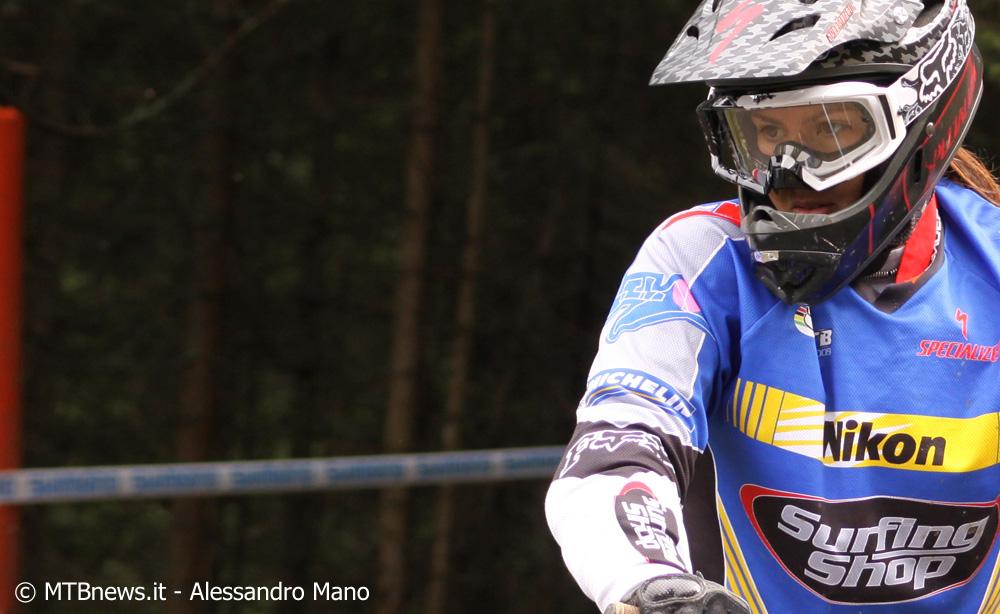 Alia Marcellini (foto Alessandro Mano)