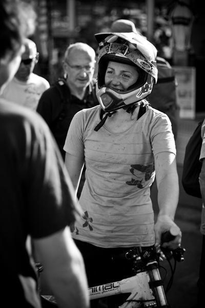 Rachel Atherton (foto Luca Benedet)