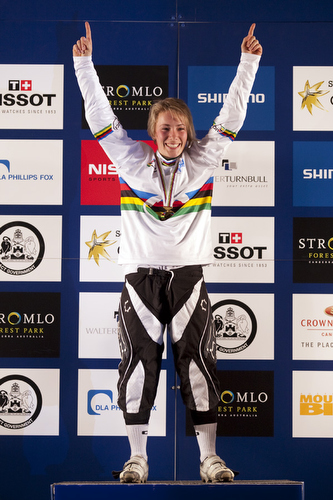 Caroline Buchanan (foto UCI - Gary Perkin)
